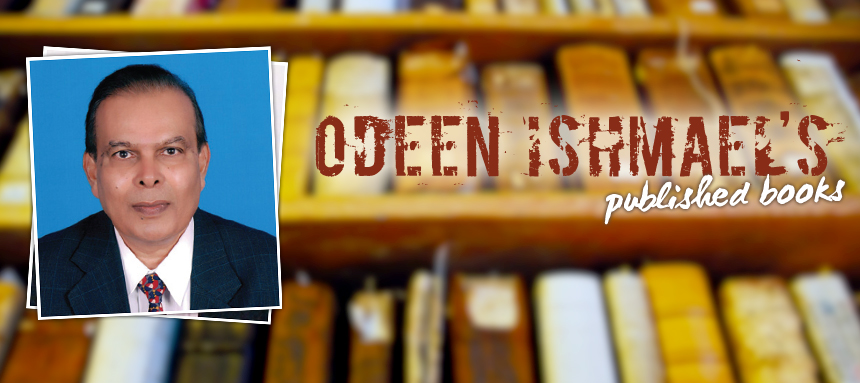 Odeen Ishmael's Published Books